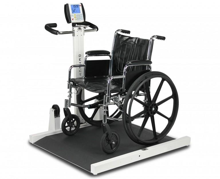 6565 Portable Wheelchair Scale