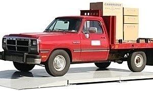 Cambridge Light Vehicle/Forklift Scales