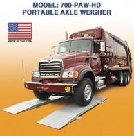 Cambridge 700 Portable Axle Scale