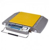 Precision LSWR Wheel Weigher Portable Scale