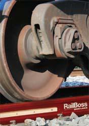 RailBoss™ Rail Scales