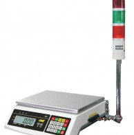 SEK Checkweigher Counting scale with alarm light