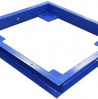OP-916-PF floor scale pit frame