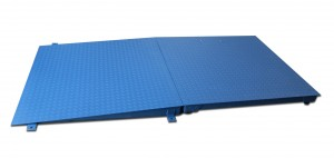 scale with 1 ramp